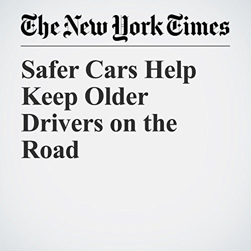 Safer Cars Help Keep Older Drivers on the Road copertina