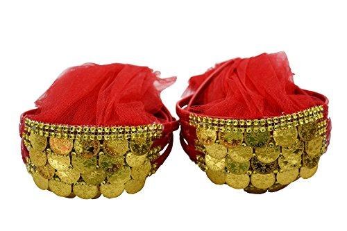 Original AL Home & Style Lot de 10 serre-tête avec pièce de monnaie dorée – Bijoux de cheveux pour soirée au cinéma Tac Nedime Taci Henna Soirée Demoiselle d'honneur Couronne Gecesi Nikah Söz