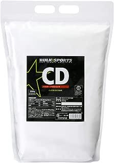バルクスポーツ カーボパウダー CD 2kg ノンフレーバー【クラスターデキストリン】