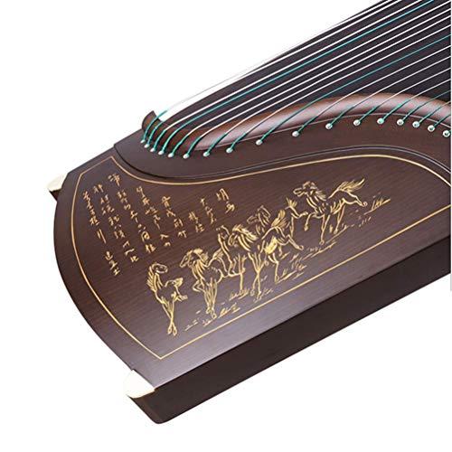 NHY Chinesisches Ebenholz Guzheng,