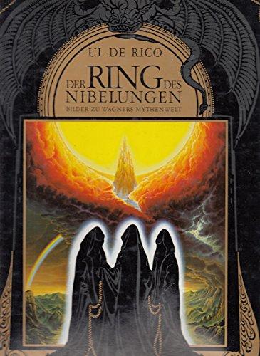 Der Ring des Nibelungen. Richard Wagners mythologisch-dramatische Dichtung in einer Nacherzählung ; 31 Gemälde Öl auf Eichenholz aufgeteilt in 53 Szenen.