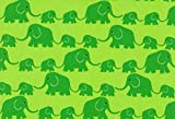 Kissenscheune Stoff Baumwollstoff Westfalenstoffe Elefant