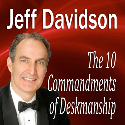The 10 Commandments of Deskmanship copertina