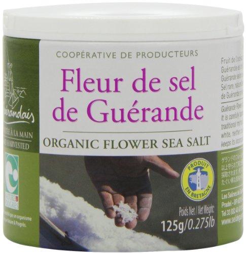 ゲランドの塩生産組合『フルールドセル』