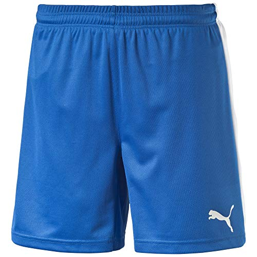 PUMA Herren Hose Pitch Shorts with Innerbrief Royal/White, M
