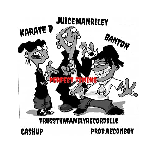 Karate_D feat. JuicemanRiley & Banton