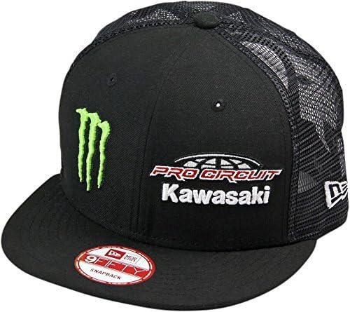 Pro Circuit 6711167123 Team Snapback Hat Black OSFM product image