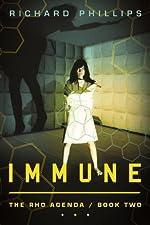 Immune (The Rho Agenda Book 2)