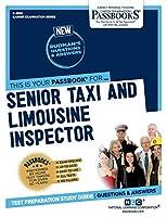 Senior Taxi and Limousine Inspector (Career Examination)