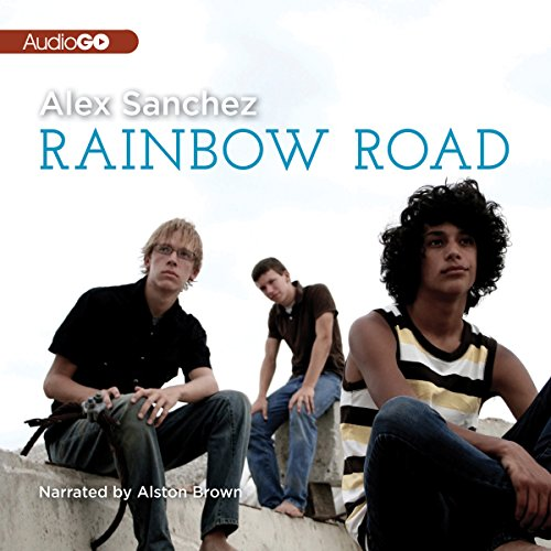 Rainbow Road audiobook cover art