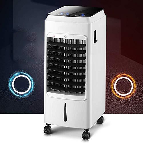 N /A QJYNS Luftkühler Heizung, 5 in 1 Klimaanlage Kühler und Luftbefeuchter Verdunstungskühler Reiniger für Home Office Schlafzimmer