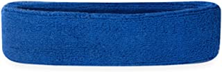 Suddora Kids Headband - Soft Terry Cloth Sports Head Sweatband for Youth Basketball, Soccer and More