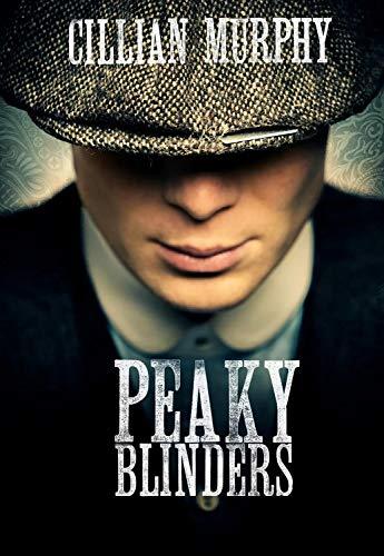 Frameloos Britse hoge score criminele Peaky Blinders poster hoge kwaliteit canvas schilderij woondecoratie muur Cillian Murphy met in de hoofdrol <> 60x90cm