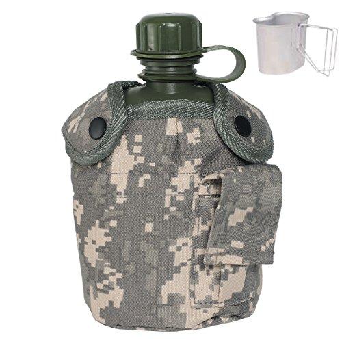MFH botella con vaso, at-Digital