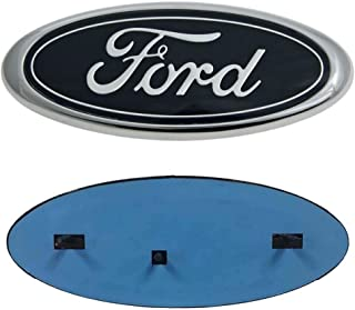OSIRCAT for 2004-2014 F150 Ford Front Grille Tailgate Emblem,Oval 9