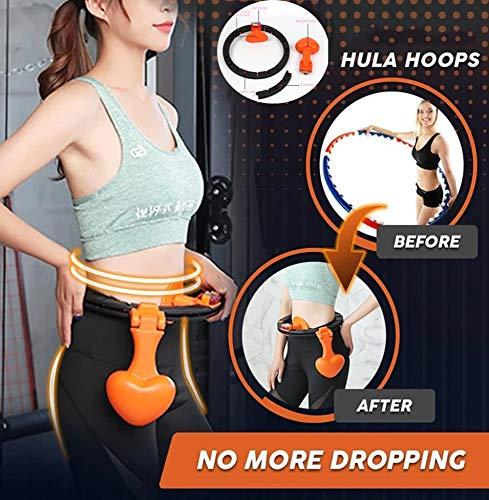 LIUGROCERY Reifen Fitness Reifenmassage Yoga Fitness Gewichtsverlust Artefakt Sportger Te Geeignet Für Erwachsene Und Kinder Taille: 60 106 cm