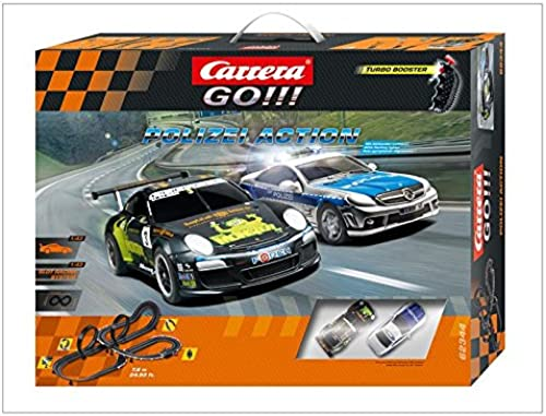 Carrera GO    Polizei Action 62344