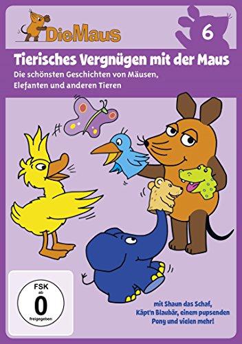 Vol. 6: Tierisches Vergnügen mit der Maus