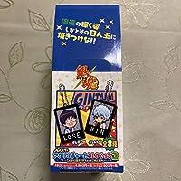 銀魂 ラメ入りアクリルチャームコレクション2 アクリルストラップ BOX 8個入 Gintama