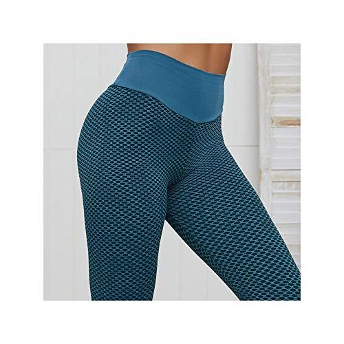 The Famous TIK Tok Leggings, pantalones de yoga de cintura alta para mujer, barriga, glúteos, control de ejercicio, botín, leggings sin costuras, de alta elasticidad, para correr, fitness, yoga, gris,