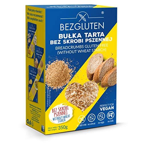 Bułka tarta bezglutenowa bez skrobi pszennej 350 g Bezgluten