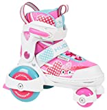 Hudora My First Quad Roller Skate Size 26-29