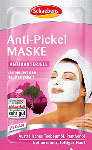 Schaebens Anti-Pickel Maske, 15er Pack (15 x 10 ml)