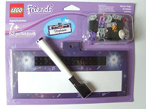 LEGO Friends Name Sign 51 pezzo(i) - Set di costruzioni (7 anno/i, 51 pezzo(i)