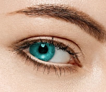 freshtone freshtone farbige kontaktlinsen monatslinsen türkis hellblau ft13t Farbige Kontaktlinsen 3 Monatslinsen hellblau Türkis