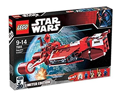 LEGO Star Wars 7665 - Republic Cruiser
