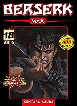 Berserk Max, Band 18 (German Edition) por [Kentaro Miura]