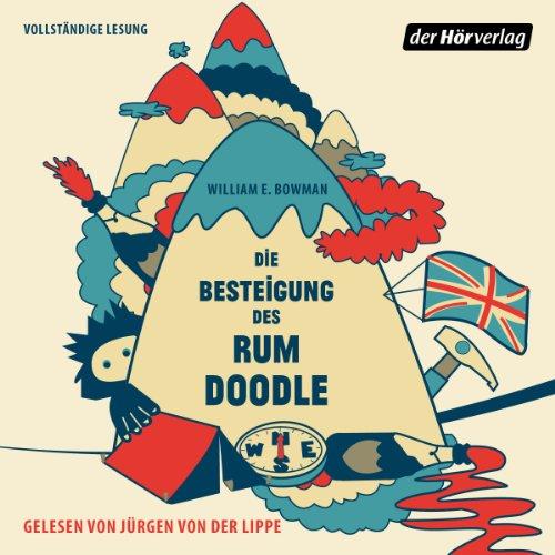 Die Besteigung des Rum Doodle cover art