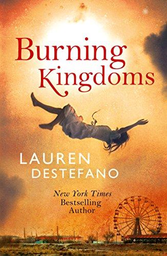 Burning Kingdoms (Internment Chronicles, Book 2) (English Edition)