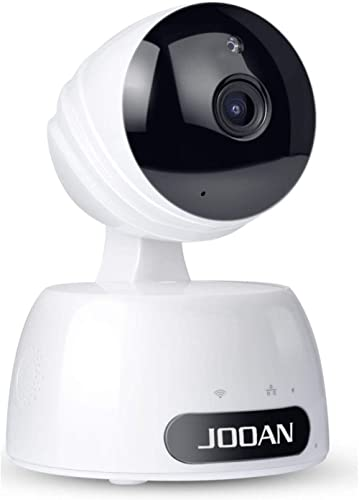 JOOAN Home Security Camera 1080P HD WiFi IP Camera Wireless Surveillance Camera System Great As A Baby/Pet Monitor wi...