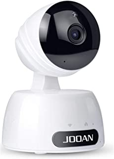 JOOAN Home Security Camera 1080P HD WiFi IP Camera Wireless Surveillance Camera System Great As A Baby/Pet Monitor with Tw...