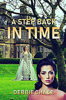 Book cover image for a step back in time