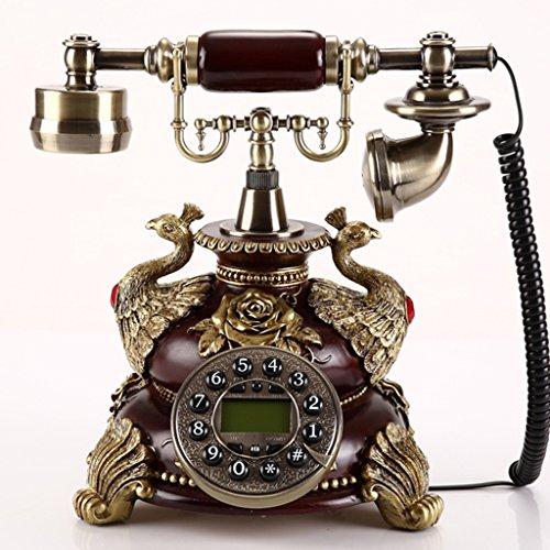 Shopping-De style européen Antique Métal Retro Fashion Creative Téléphone 180