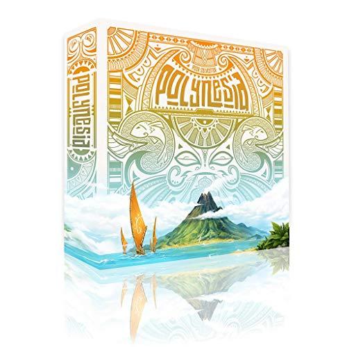 Ludonova LDNV350001 Polynesia Juego de Mesa
