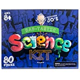JumpOff Jo – My First Science Kit for Kids – Children's Chemistry Set - STEM Experiments with 80 Pieces – for Kids Ages 8+