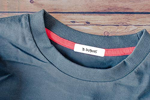 AVERY - Adesivi per vestiti, formato 45 x 13 mm