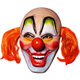 2020 Blush Clown Latex Mask Funny Fancy Dress Halloween Cosplay Music Party Prop