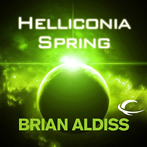 Helliconia Spring audiobook cover art
