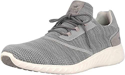 MUSTANG Shoes Halbschuhe in Übergrößen Grau 1315-301-2 große Damenschuhe, Größe:45