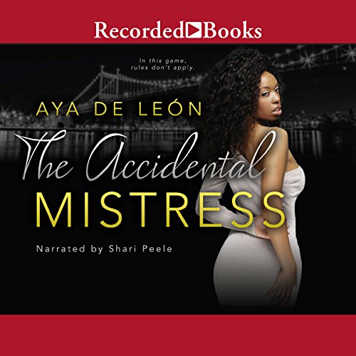 The Accidental Mistress audiobook cover art