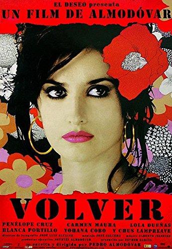 Close Up Póster de la película Volver (70cm x 100cm) + 1 póster Sorpresa de Regalo