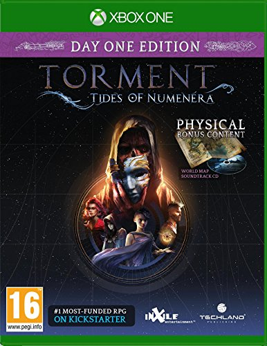 Torment: Tides of Numenera Day One Xbox One Nintendo geheugenkaart