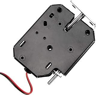 Bright Nickel Pin Tumbler Lock