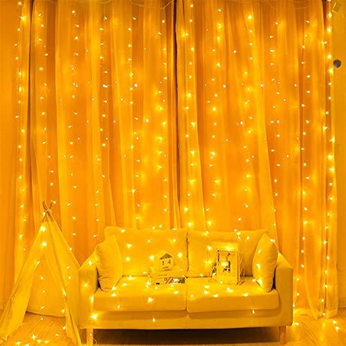 Dltmysh Cadena de Luces led Solar 2/3/6 M llevó la Secuencia del carámbano luz de Hadas de la Guirnalda de Navidad LED Luces del Partido de Boda de Home Cortina decoración de la Ventana