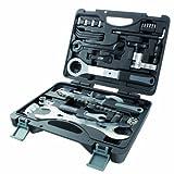 SuperB TBA 2000, 36-Teilig Werkzeug-Koffer, Schwarz, One Size