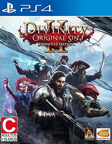 Divinity: Original Sin 2 - Definitive Edition - PS4
